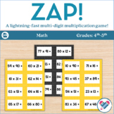 Multiplication Game 2 x 2
