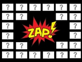 ZAP! Review Game Template