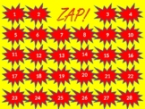 ZAP!  The best game for review or checking work.  Power Po