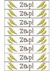 ZAP! Un jeu a l'orale pour la rentree // ZAP! Get to know you game FREEBIE