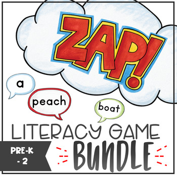 ZAP literacy BUNDLE