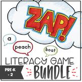 ZAP literacy BUNDLE