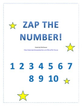 ZAP the Number!