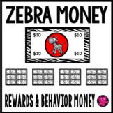 Rewards and Behavior Classroom Economy Money