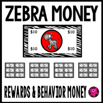 Zebra Classroom Money