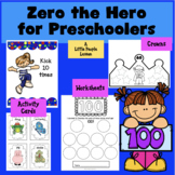 ZERO THE HERO FOR PRESCHOOLERS: Hands-on Math Activities,