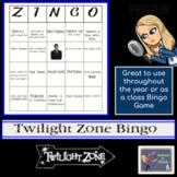 ZINGO! The Twilight Zone Bingo