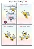 HONEY BEE PACKAGE: ZIP: EDUCATIONAL BOOK, VIDEOS, PHONICS, HANDWRITING, COLORING