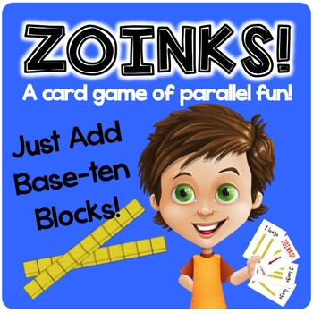 ZOINKS! A Math Game of Parallel Fun!