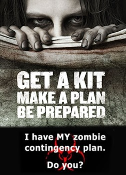 ZOMBIE CONTINGENCY PLAN *BIG* - Apocalypse