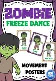 ZOMBIE FREEZE DANCE (BRAIN BREAK)