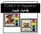 ZONES Behavior Task Cards