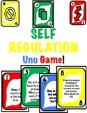 SELF REGULATION UNO! 132 CARDS  + Editable/Blank Cards