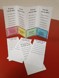 ZONES of Regulation Activity - Feelings and Strategy (in Spanish)