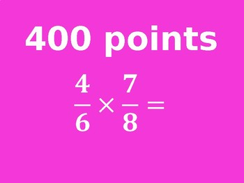 ZONK! 5th Grade Common Core Math Test Prep - Interactive Powerpoint Review Game