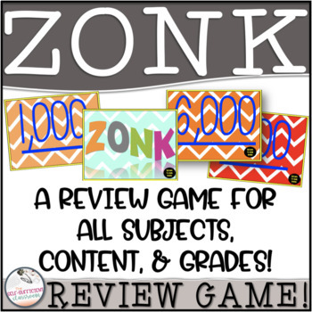ZONK Review Game