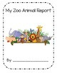 ANIMAL REPORT (ZOO)
