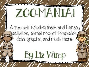 ZOO-MANIA!