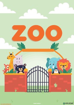 ZOO UNIT - TODDLER CURRICULUM