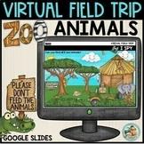 ZOO Virtual Field Trip   Google Slides
