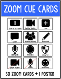 ZOOM CUE CARDS (UPDATED)
