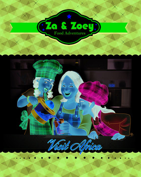 Za and Zoey Book Adventures