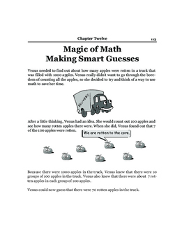 Zaccaro Primary Math Enrichment - Making Smart Guesses