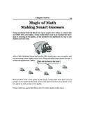 Zaccaro Primary Math Enrichment - Making Smart Guesses