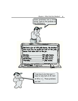 Zaccaro Primary Math Enrichment - Sequences