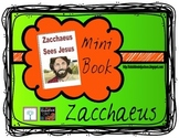 Zacchaeus Mini Book