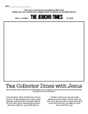 Zacchaeus Newspaper Article