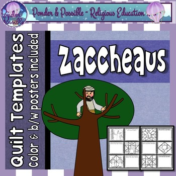 Parable ~ Bible Story Zacchaeus