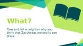 Zacchaeus Resource Pack