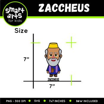 Zaccheus Clip Art