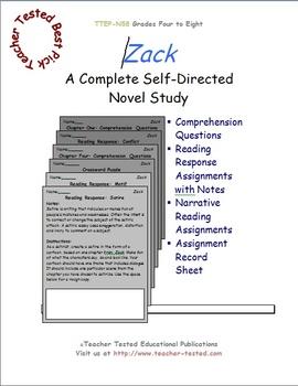 Zack: A Complete Novel Study