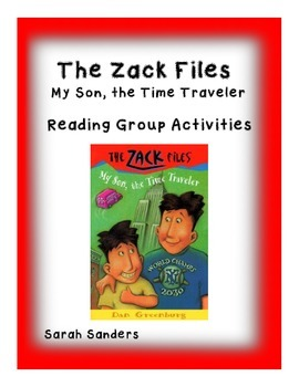 Zack Files, My Son the Time Traveler