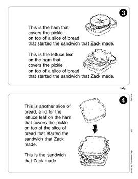 Zack's Sandwich