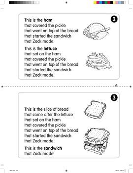 Zack's Sandwich (Level H)