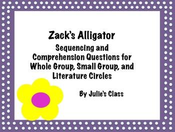 Zack's Alligator Unit