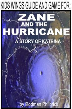 Zane and the Hurricane, The Story of Hurricane Katrina by Rodman Philbrick
