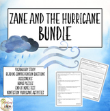 Zane and the Hurricane Novel Study