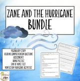 Zane and the Hurricane Novel Study