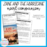 Zane and the Hurricane Novel Study Bundle