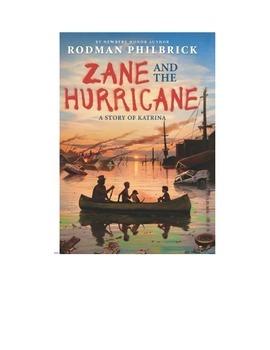 Zane and the Hurricane Trivia Questions