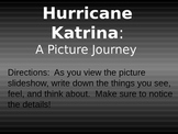 Zane and the Hurricane pre-reading inferences picture slideshow
