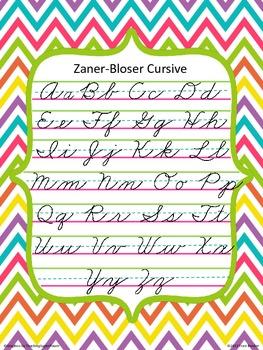 Zaner Bloser Worksheets Worksheets for all | Download and Share ...