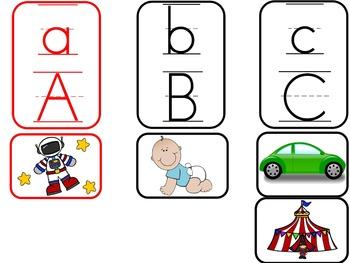 Zaner-Bloser Spanish Alphabet Charts {All Letter Sounds!}