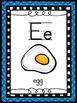 Zaner Bloser Style Print Alphabet Line