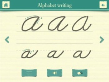 Zaner-Bloser Video Cursive Instruction - lowercase letters