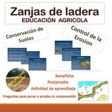 Zanjas de ladera (spanish version)